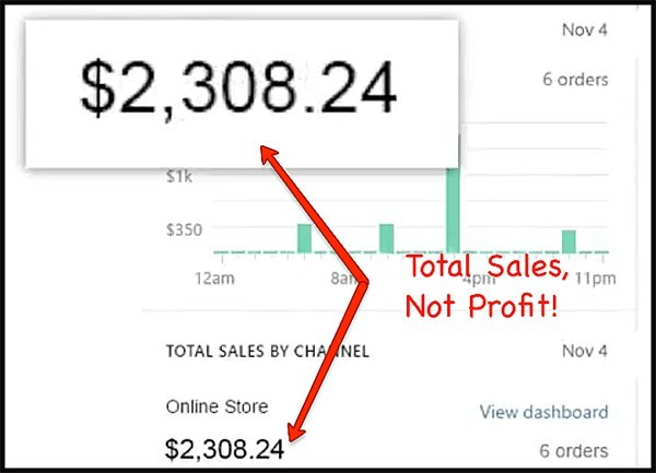 ecom profit sniper is lying