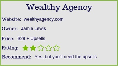 the wealthy agency ranking