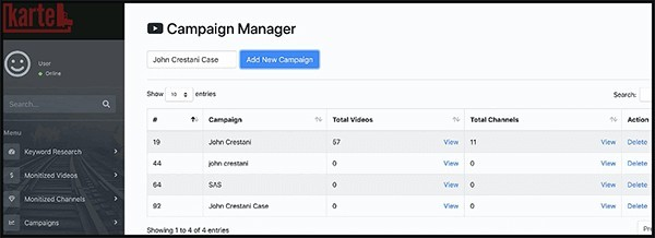 naming your campaigns