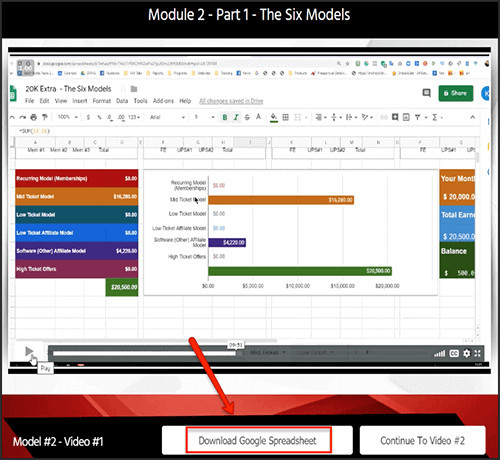 google docs for templates and schedules