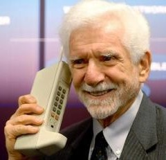 are baby boomer years inclusive of cell phones?