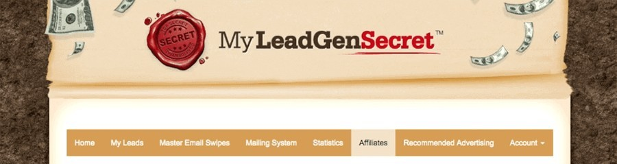 myleadgensecret is very easy to use