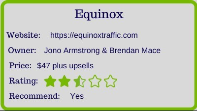 the equinox review - rating