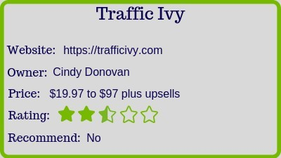 What Is the Traffic Ivy rating