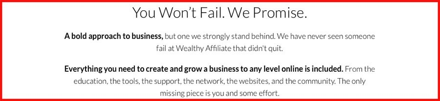 join wealthy affiliate for training to make money online