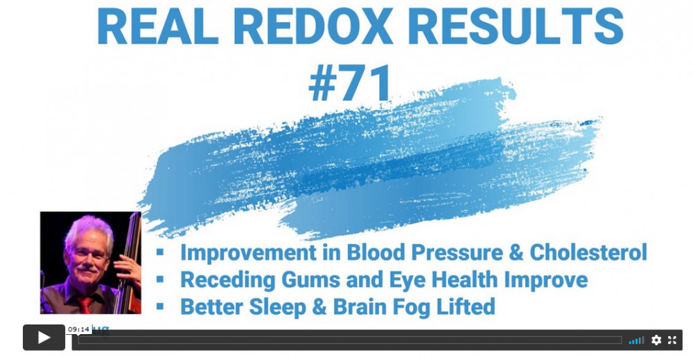 real redox results