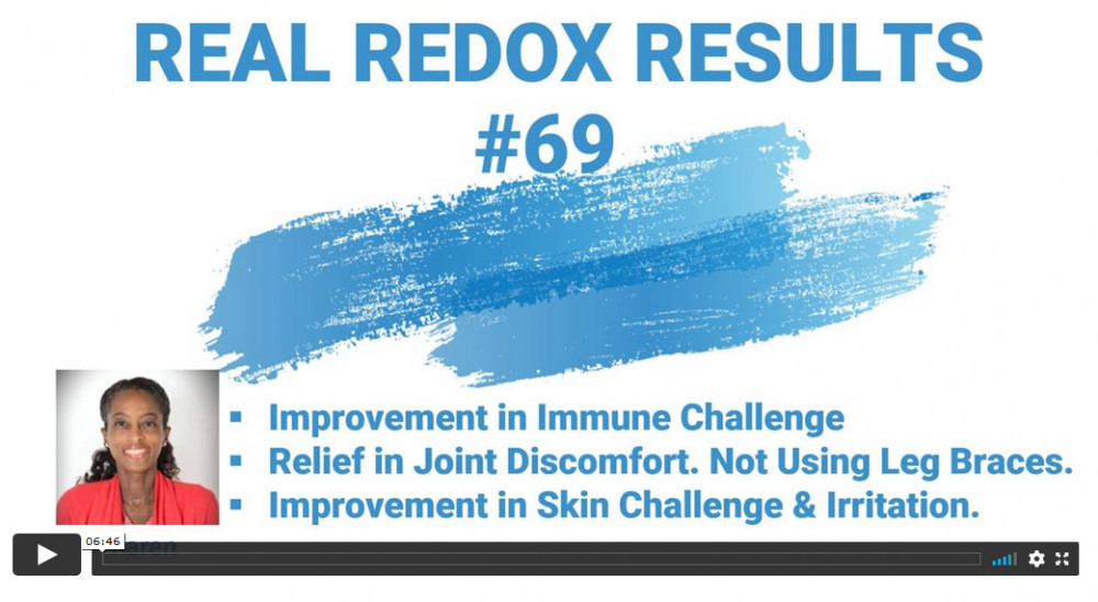 real redox results 69