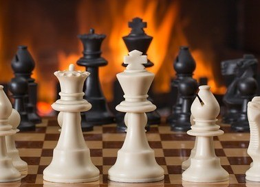 Chess symbolizes the transforming of our mind.