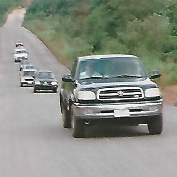 Visible Convoy