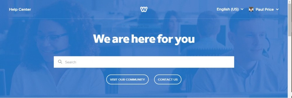 Weebly-Support-Center