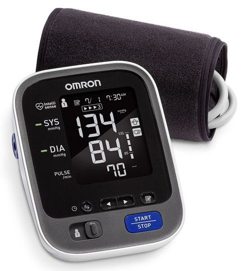Omron 10 series BP monitor