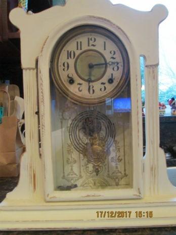 Ingraham Eight Day Clock