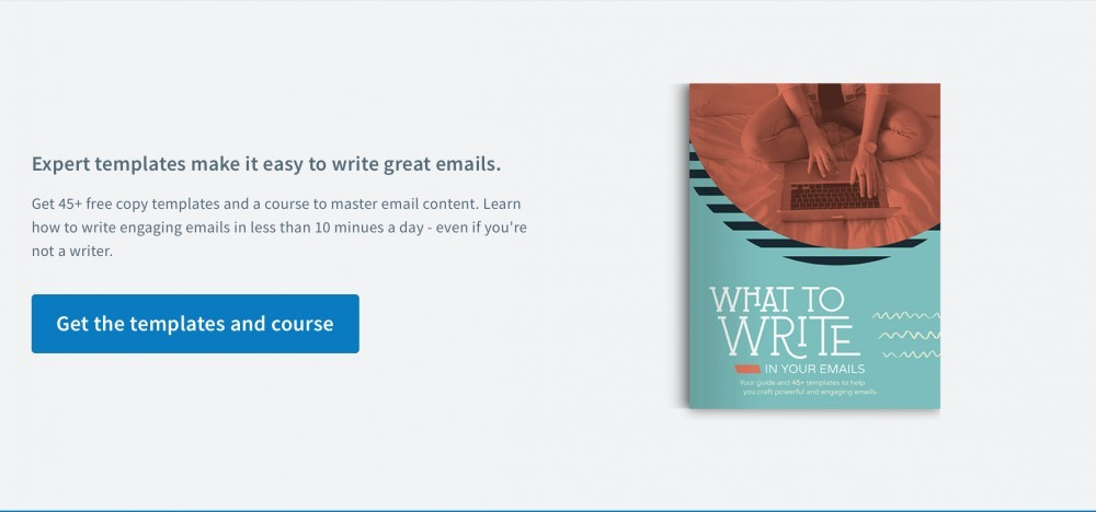 How to write email template