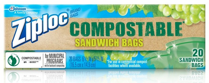 Compostable Ziploc