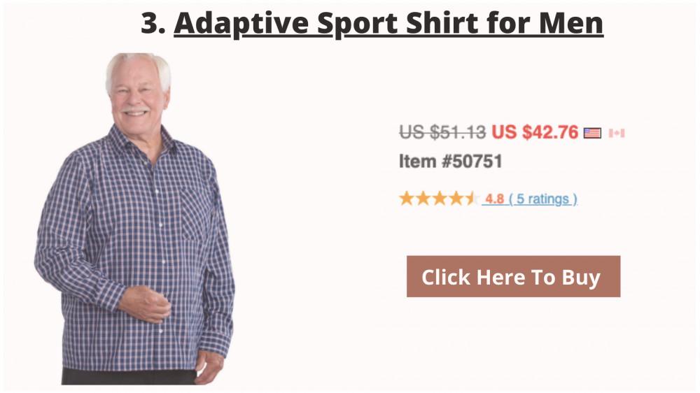 shirts for elderly men