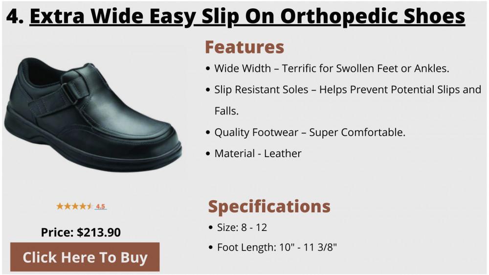 best shoes for elderly men