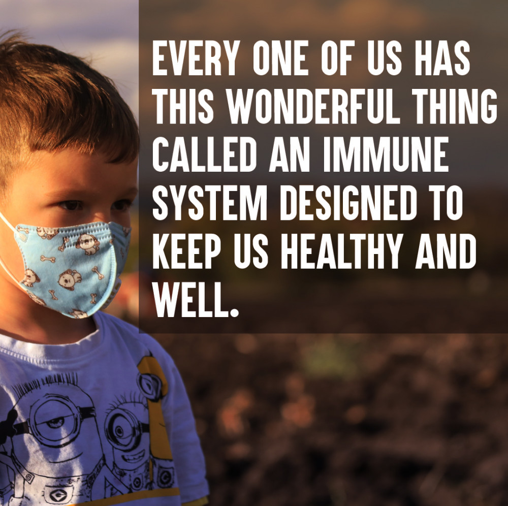 How To Build A Strong Immune System Naturally
