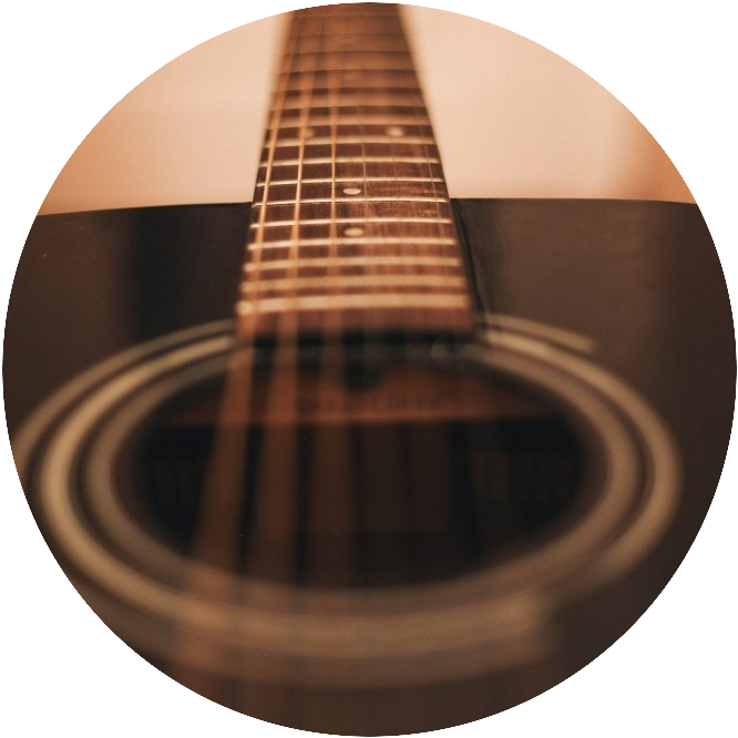 Guitar for song You are here
