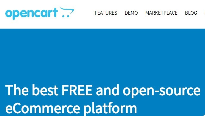 Shopping Cart solution - OpenCart