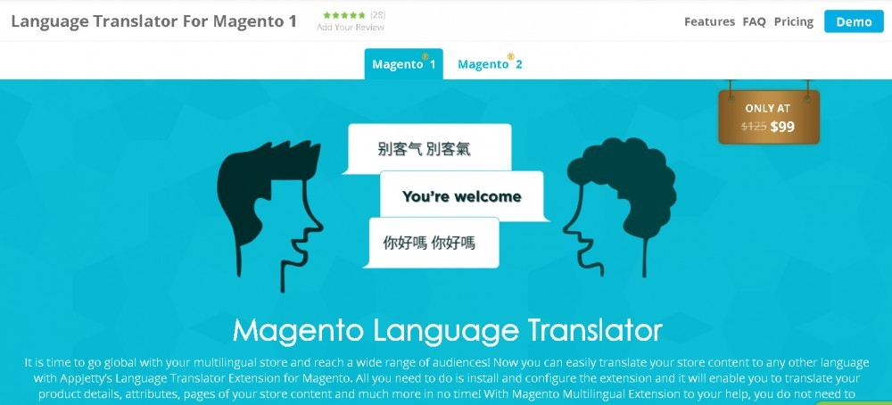 Best Apps in the Magento Marketplace: Language Translator
