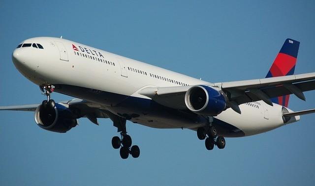 delta loyalty program - airplane