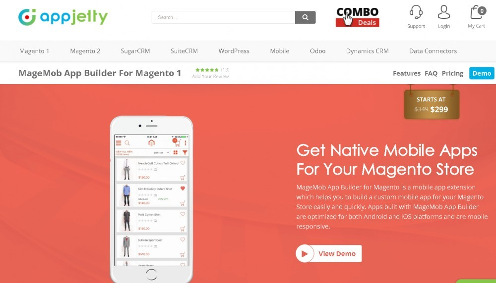 Best apps in the magento marketplace: MageMob