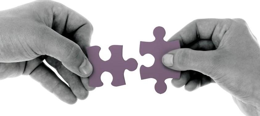 putting together understanding