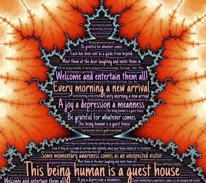 this being human is a guest house