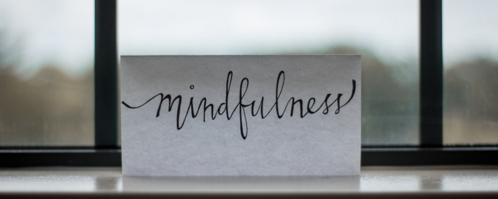 be mindfulness