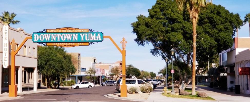 Downtown - Yuma