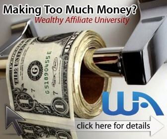 How to make a passive income - ask Wealthy Affiliate University
