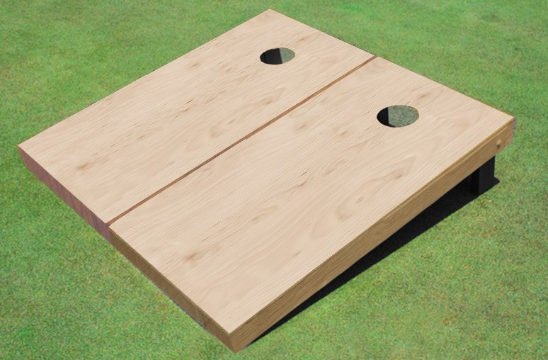 Non Painted Unfinished Cornhole Boards