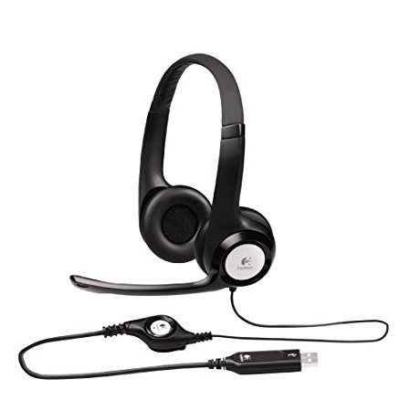 Logitech Clear Chat Comfort USB Headset H390
