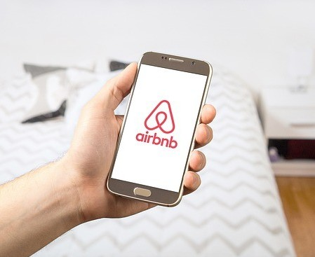 airbnb ap cellphone