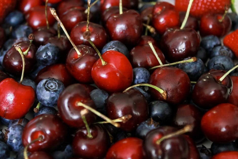 Organic Cherries And Blueberries Are Present In One Of The Blends Of Garden Of Life Vitamin Code 50 And Wiser Men Supplement