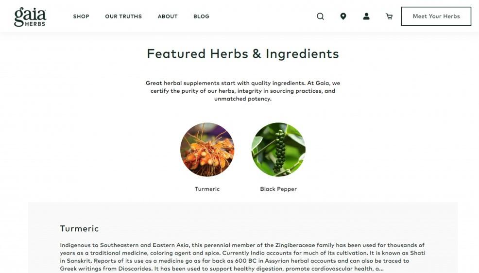 Exploring The Description Page