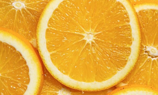 Oranges Are Full Of Natural Vitamin C