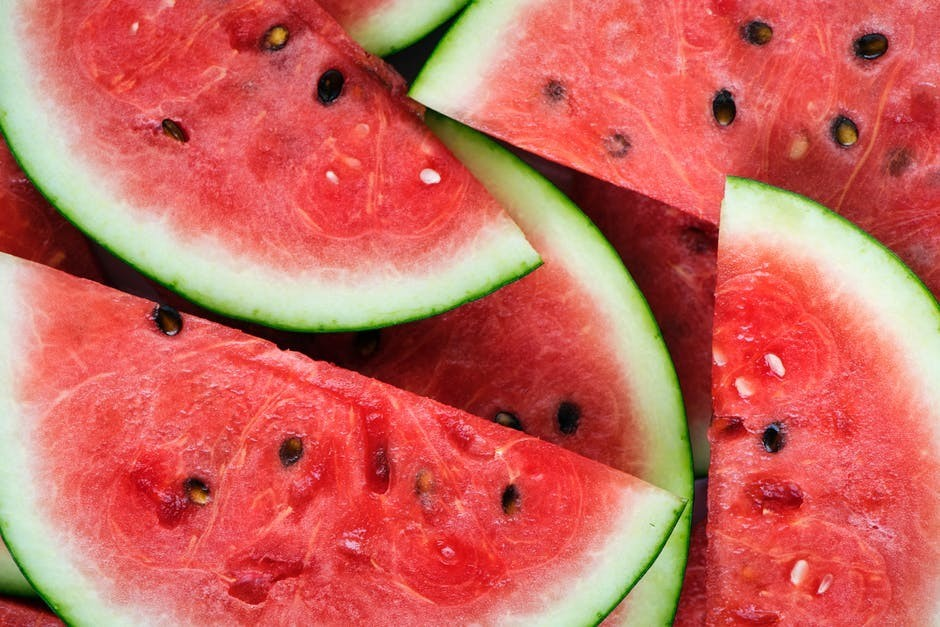 Watermelon Is An Excellent Natural Source Of Potassium