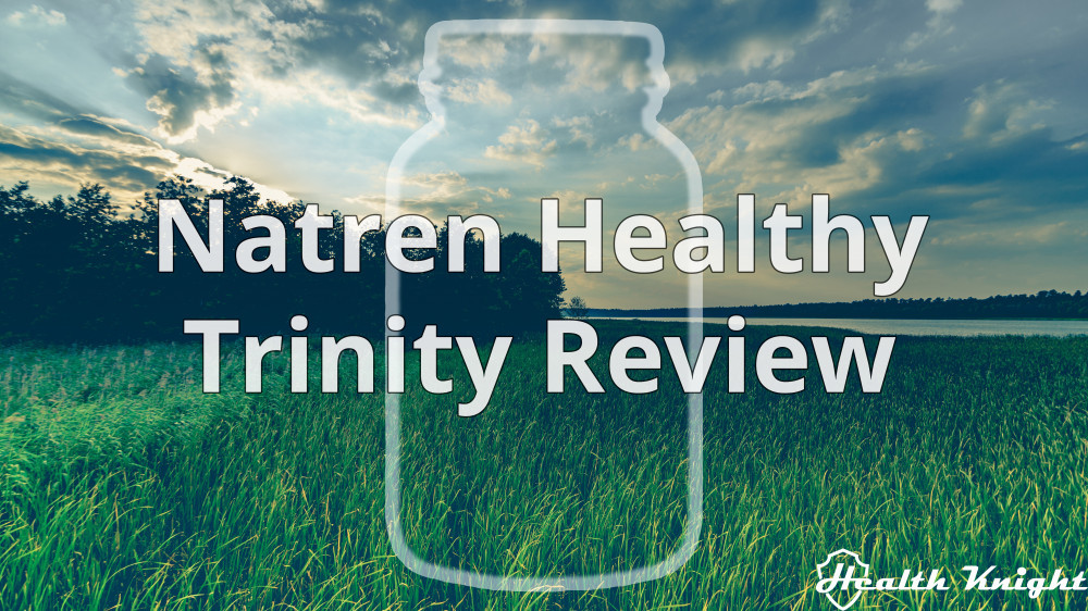 Natren Healthy Trinity Probiotic Review