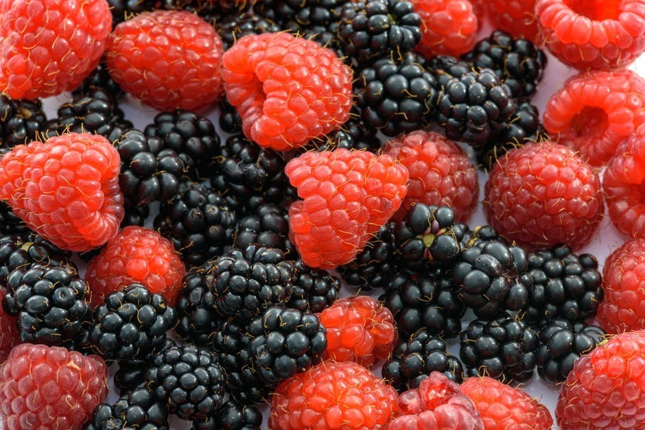 Organic Raspberries And Blackberries Are Present In One Of The Blends Of Garden of Life Vitamin Code Men