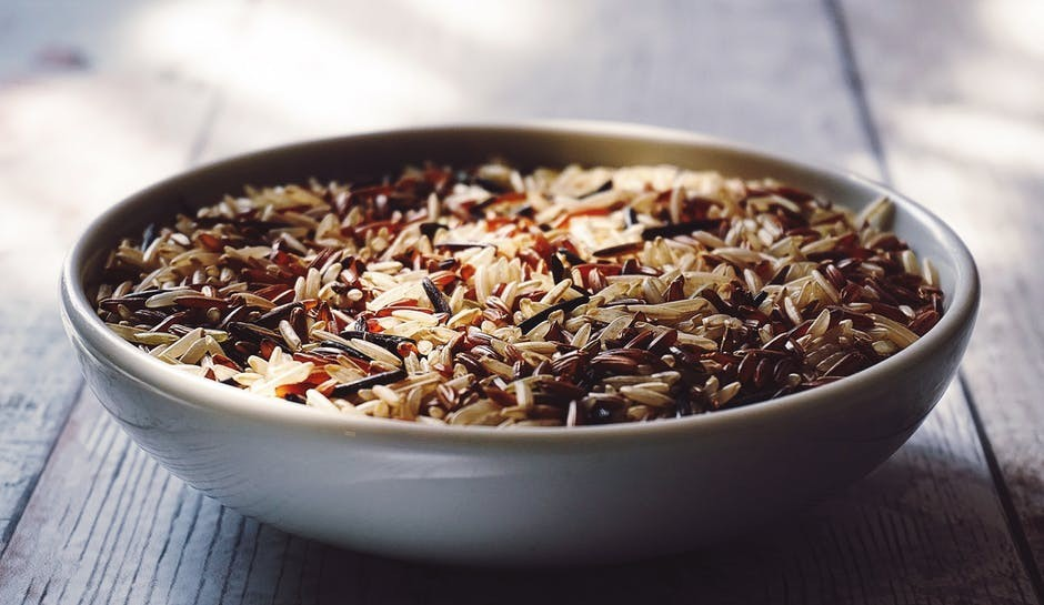 Brown Rice Is One Of The Foods Which MegaFood Multi For Men Derives Some Of The Nutrients From