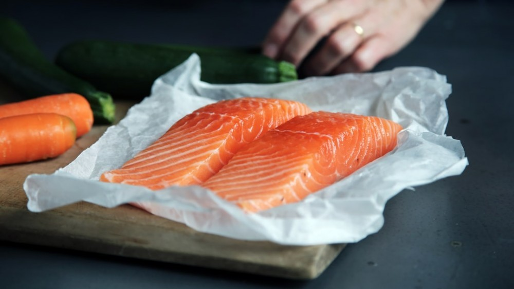 Salmon Is An Amazing Natural Source Of EPA And DHA Containing Fish Oil