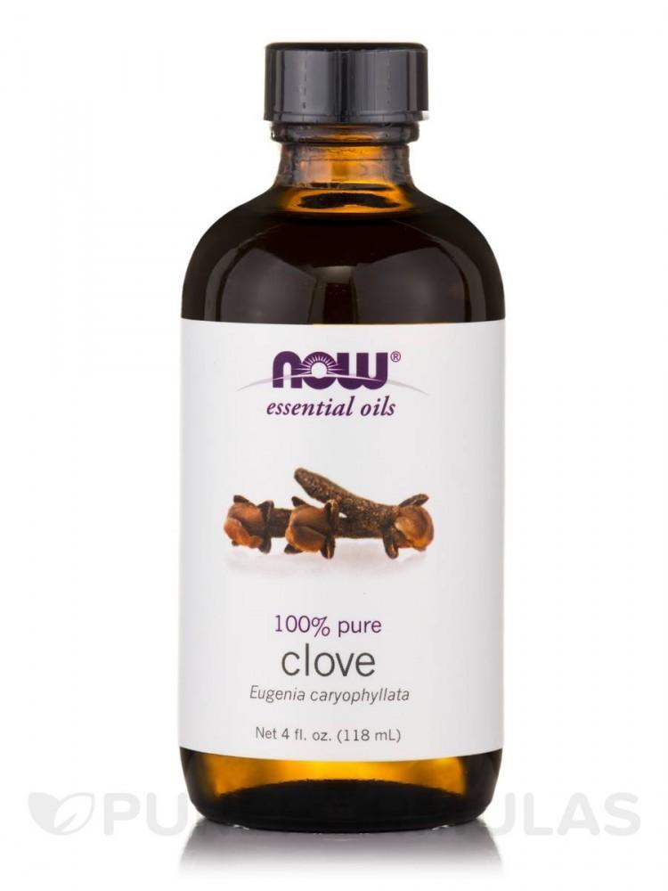 100% Pure clove essential oil