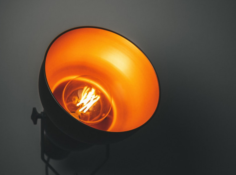 infrared heat bulb