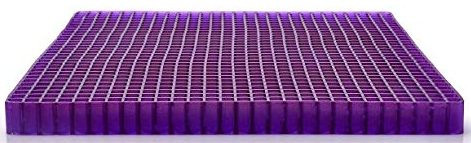 purple portable seat cushion