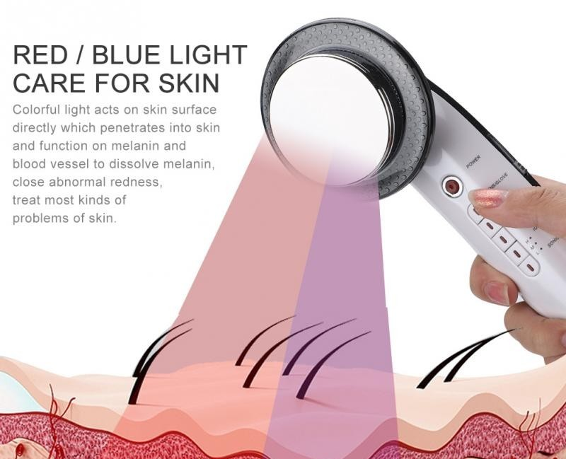 infrared light therapy for skin picture