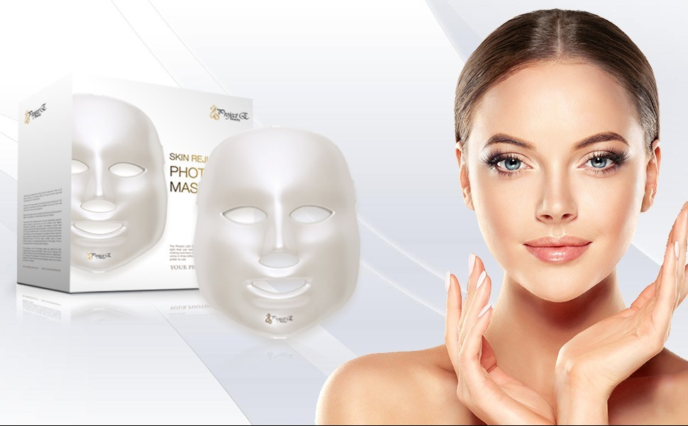 project e beauty photon facial mask