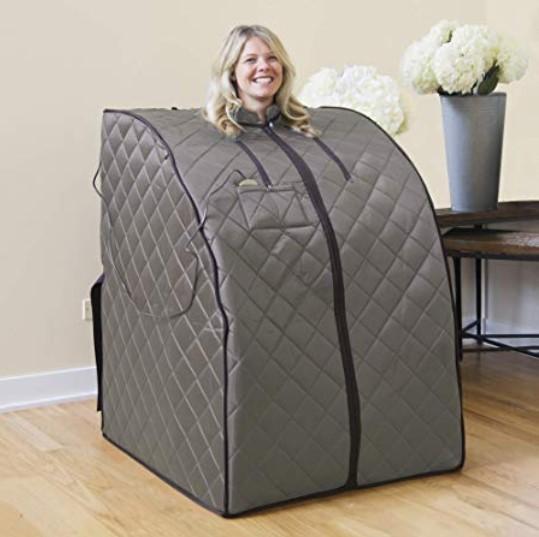 Radiant Saunas Rejuvenator Portable Personal Sauna