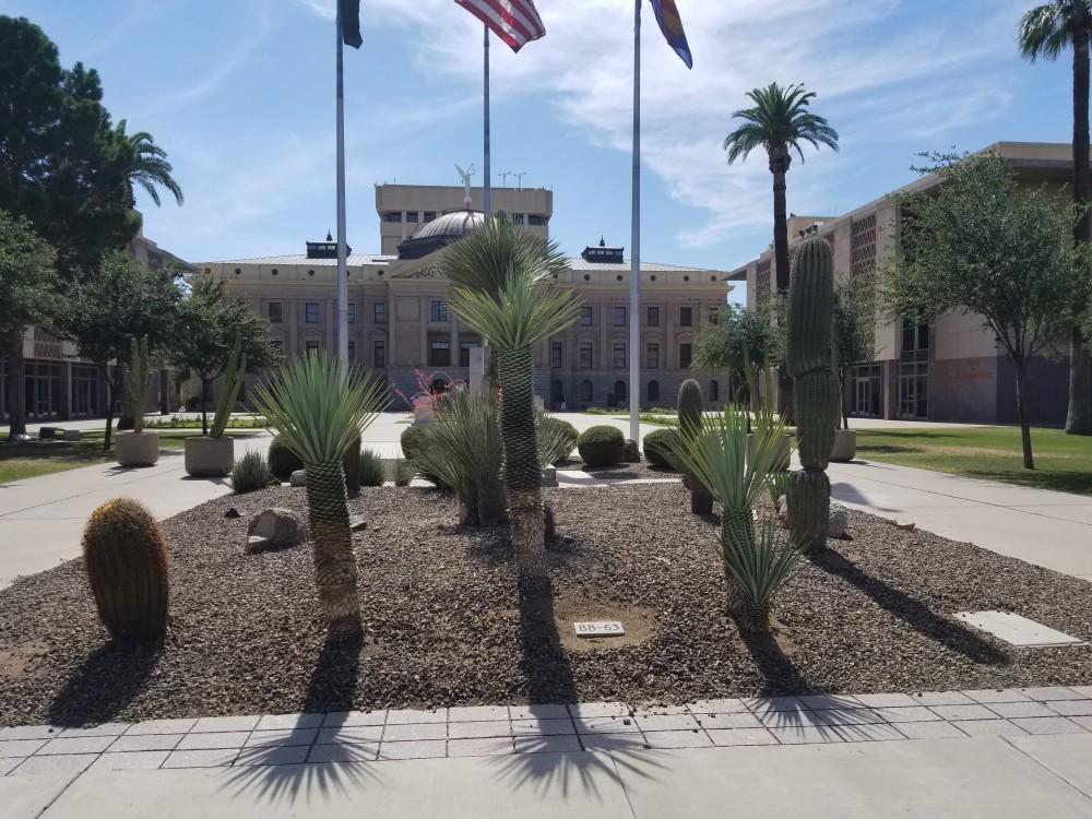 arizona museum entrance