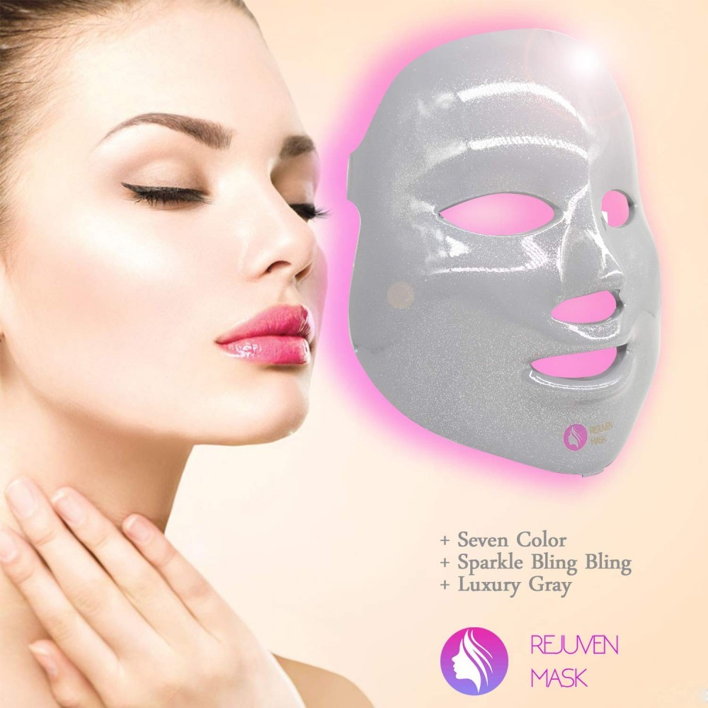 rejuven led face mask